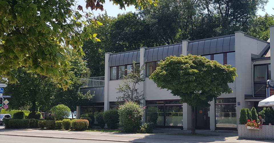 Bürogebäude in München