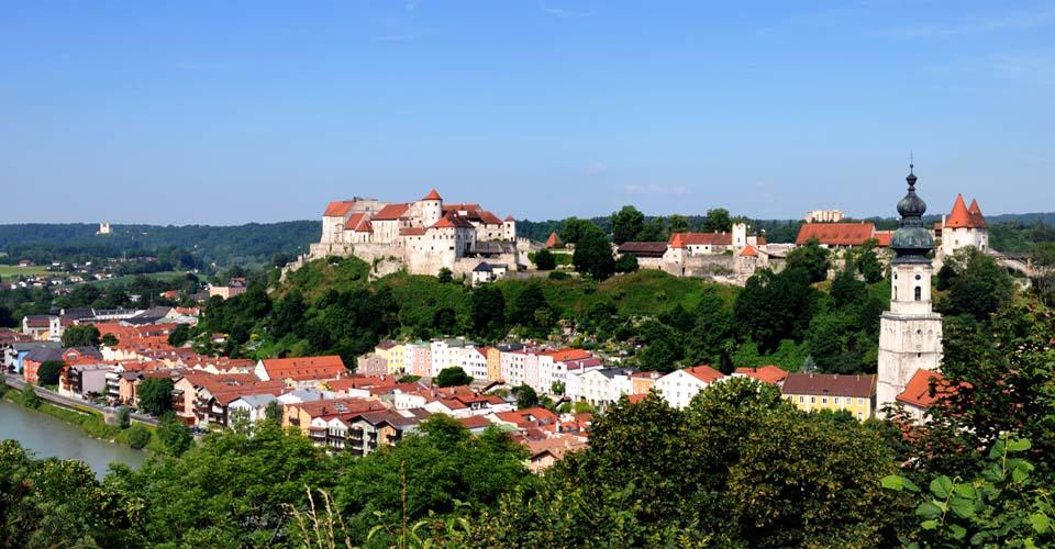Burghausen als Investmentstandort für Immobilien