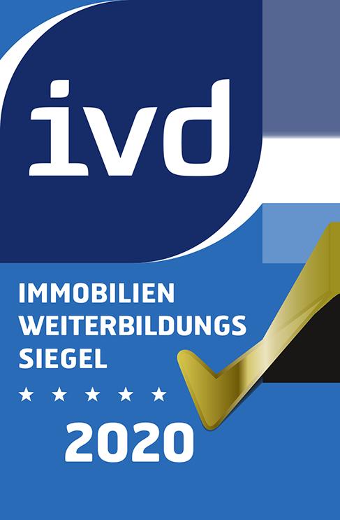 Weitebildungssiegel IVD-2020