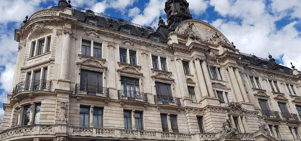 Wohn-und Geschäftshaus in München